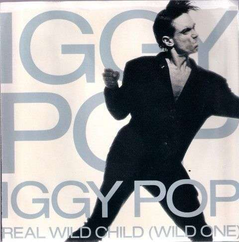 Coverafbeelding Iggy Pop - Real Wild Child (Wild One)