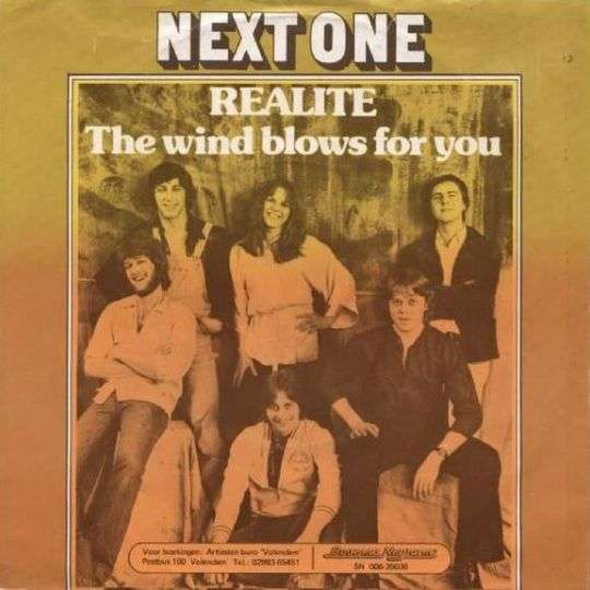 Coverafbeelding Realite - Next One