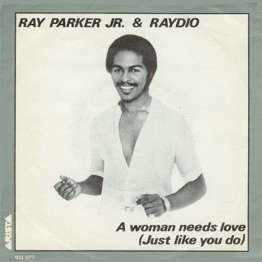 Coverafbeelding Ray Parker Jr. & Raydio - A Woman Needs Love (Just Like You Do)