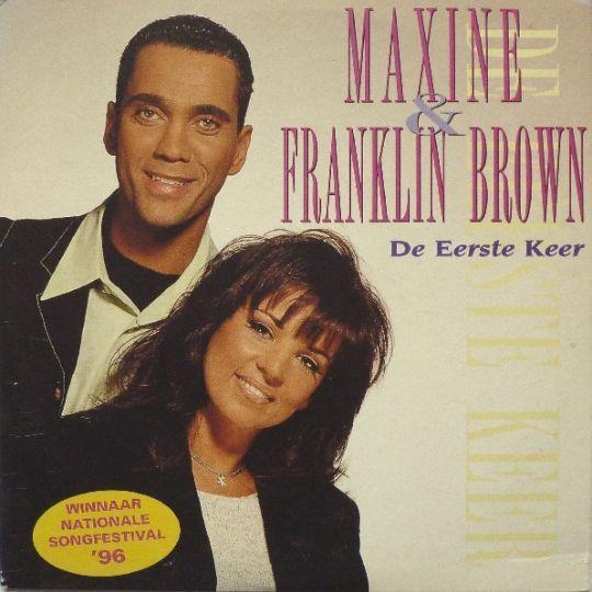 Coverafbeelding De Eerste Keer - Maxine & Franklin Brown