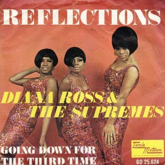 Coverafbeelding Diana Ross & The Supremes - Reflections / Reflections - Theme From China Beach
