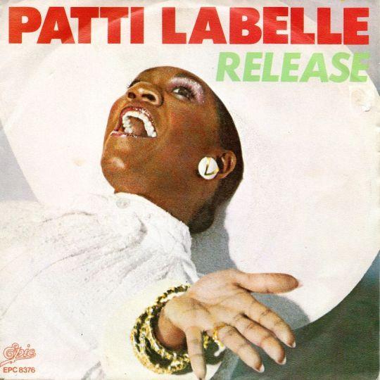 Coverafbeelding Release - Patti Labelle