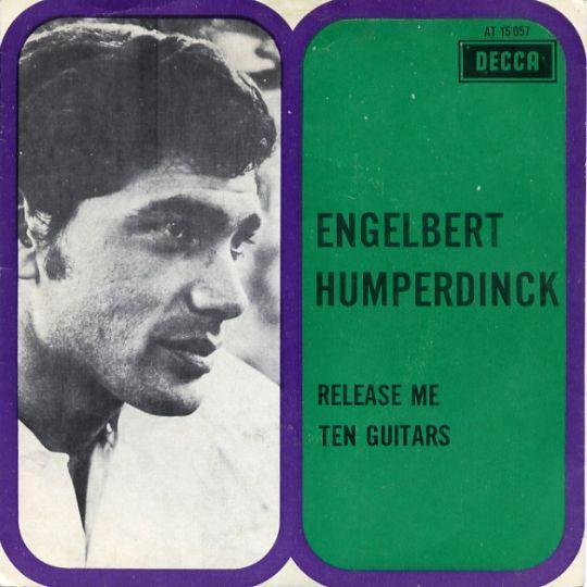 Coverafbeelding Engelbert Humperdinck - Release Me