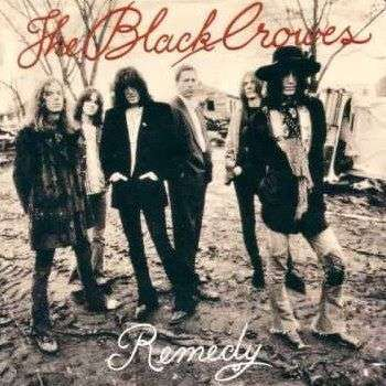 Coverafbeelding Remedy - The Black Crowes