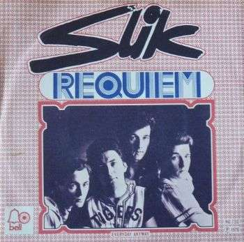 Coverafbeelding Slik - Requiem