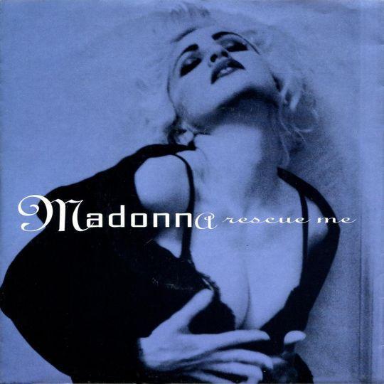 Coverafbeelding Rescue Me - Madonna
