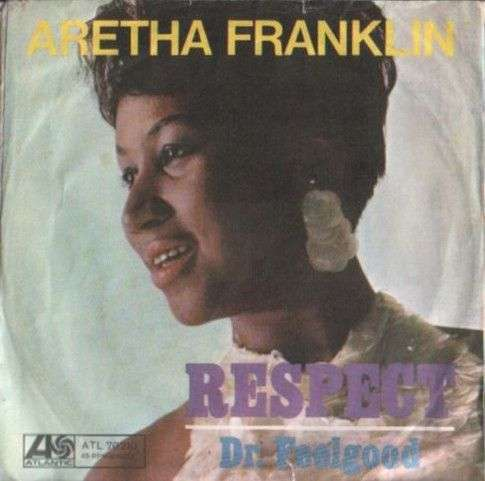 Coverafbeelding Respect - Aretha Franklin