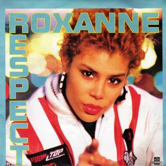 Coverafbeelding The Real Roxanne - Respect