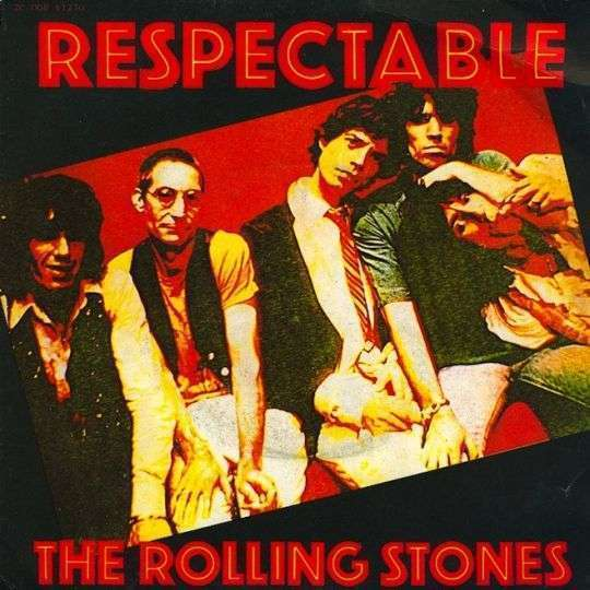 Coverafbeelding Respectable - The Rolling Stones