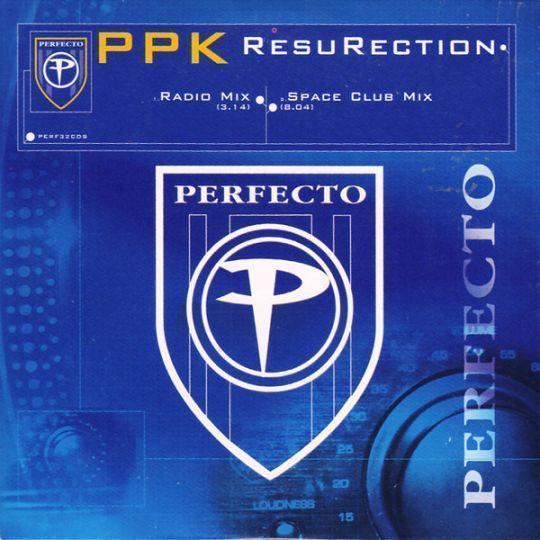 Coverafbeelding PPK - ResuRection