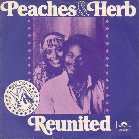 Coverafbeelding Reunited - Peaches & Herb