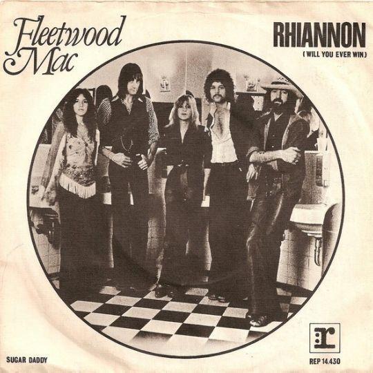 Coverafbeelding Fleetwood Mac - Rhiannon (Will You Ever Win)