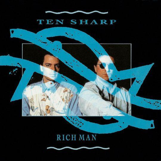 Coverafbeelding Rich Man - Ten Sharp