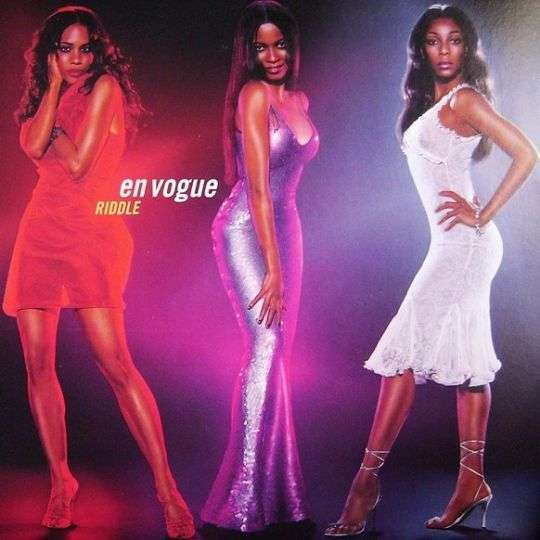Coverafbeelding Riddle - En Vogue