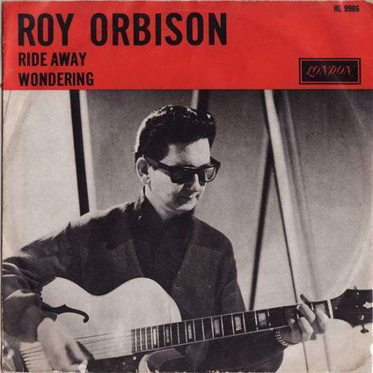 Coverafbeelding Roy Orbison - Ride Away