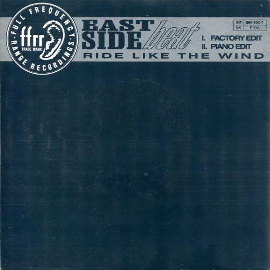 Coverafbeelding Ride Like The Wind - East Side Beat