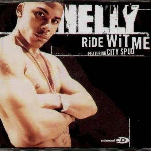 Coverafbeelding Nelly (featuring City Spud) - Ride Wit Me