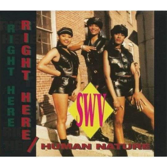 Coverafbeelding SWV - Right Here/Human Nature