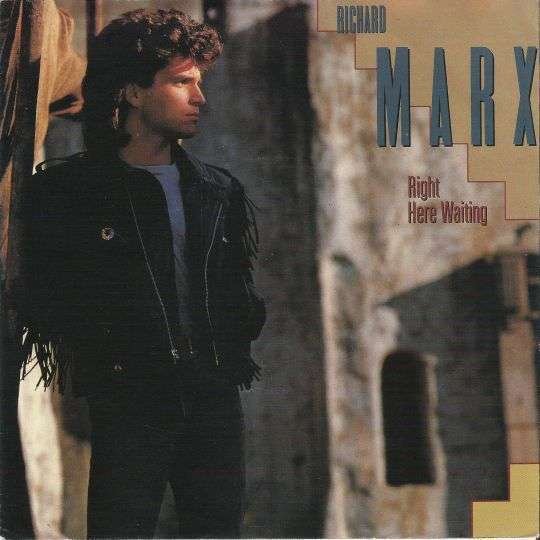 Coverafbeelding Richard Marx - Right Here Waiting