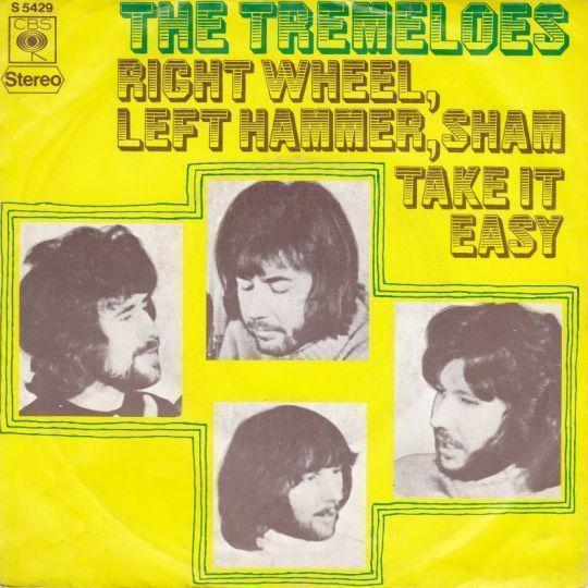 Coverafbeelding Right Wheel, Left Hammer, Sham - The Tremeloes