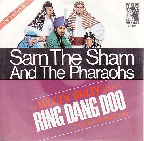 Coverafbeelding Ring Dang Doo - Sam The Sham And The Pharaohs