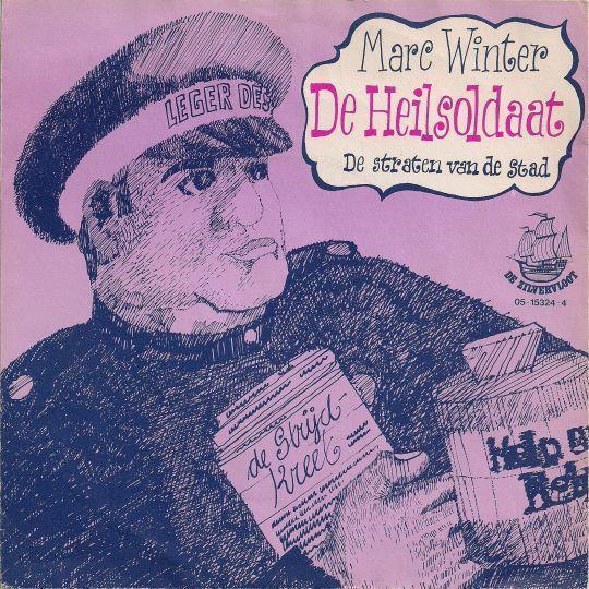 Coverafbeelding Marc Winter - De Heilsoldaat