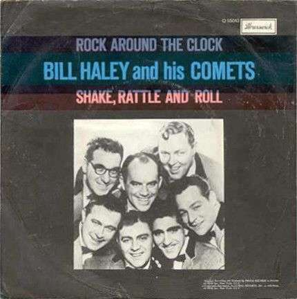 Coverafbeelding Bill Haley and His Comets - Rock Around The Clock