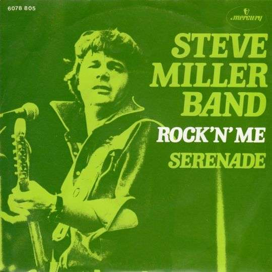 Coverafbeelding Rock'n' Me - Steve Miller Band