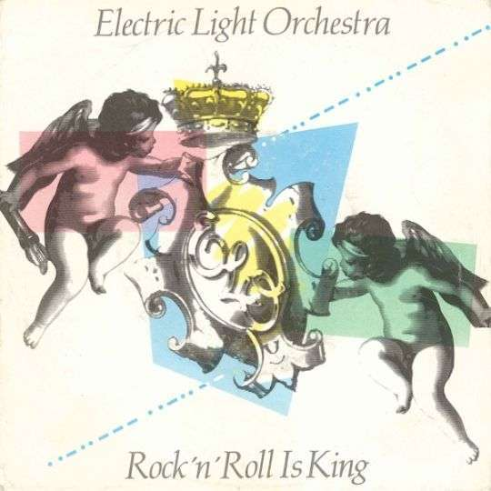 Coverafbeelding Rock 'n' Roll Is King - Electric Light Orchestra