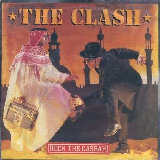 Coverafbeelding Rock The Casbah - The Clash