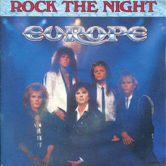 Coverafbeelding Rock The Night - Europe