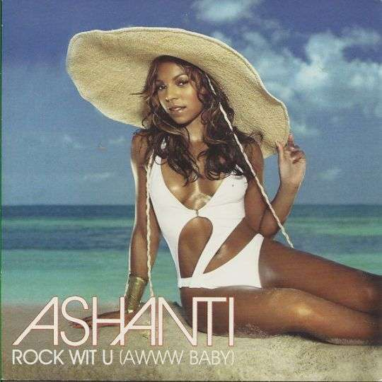Coverafbeelding Rock Wit U (Awww Baby) - Ashanti