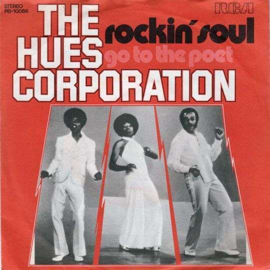 Coverafbeelding Rockin' Soul - The Hues Corporation