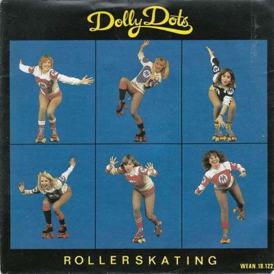 Coverafbeelding Rollerskating - Dolly Dots