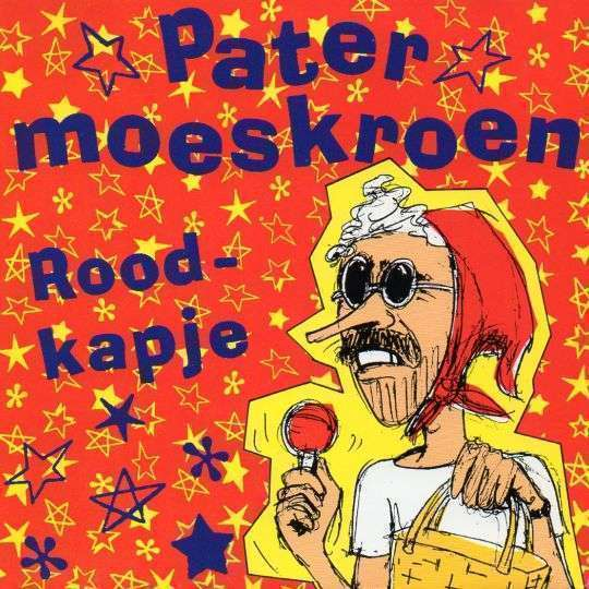Coverafbeelding Roodkapje - Pater Moeskroen