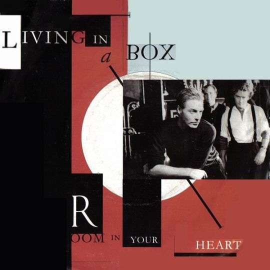 Coverafbeelding Room In Your Heart - Living In A Box