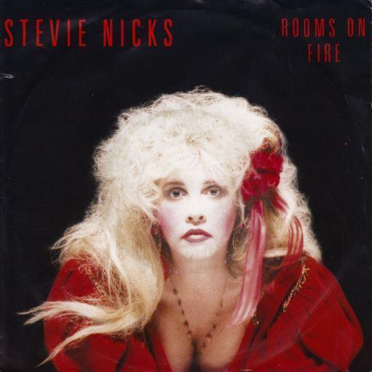 Coverafbeelding Rooms On Fire - Stevie Nicks