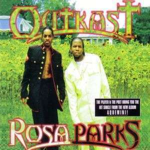 Coverafbeelding Rosa Parks - Outkast