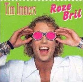 Coverafbeelding Tim Immers - Roze Bril