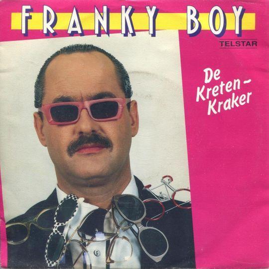 Coverafbeelding De Kreten-kraker - Franky Boy