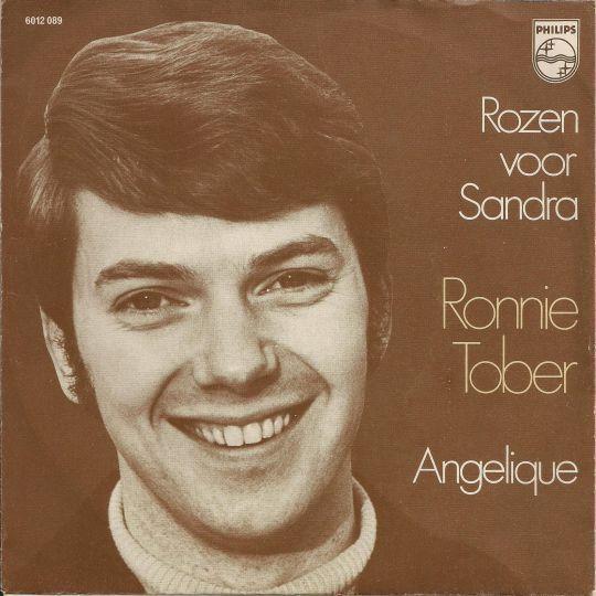 Coverafbeelding Rozen Voor Sandra - Ronnie Tober