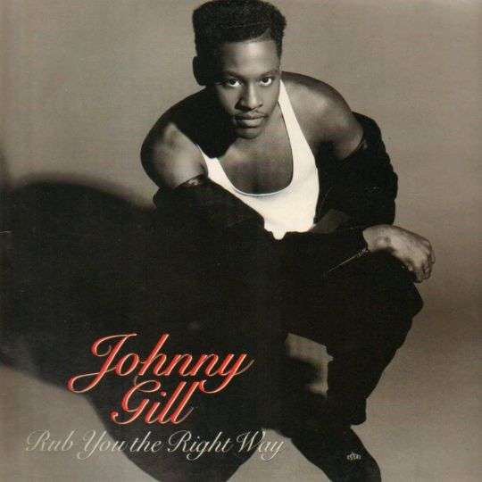 Coverafbeelding Rub You The Right Way - Johnny Gill