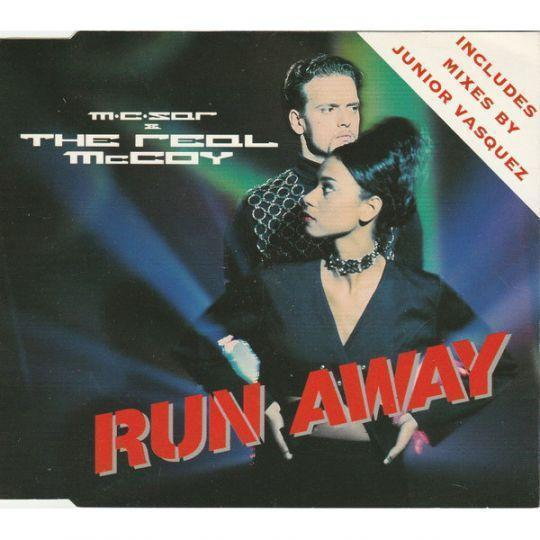 Coverafbeelding Run Away - M.c.sar & The Real Mccoy
