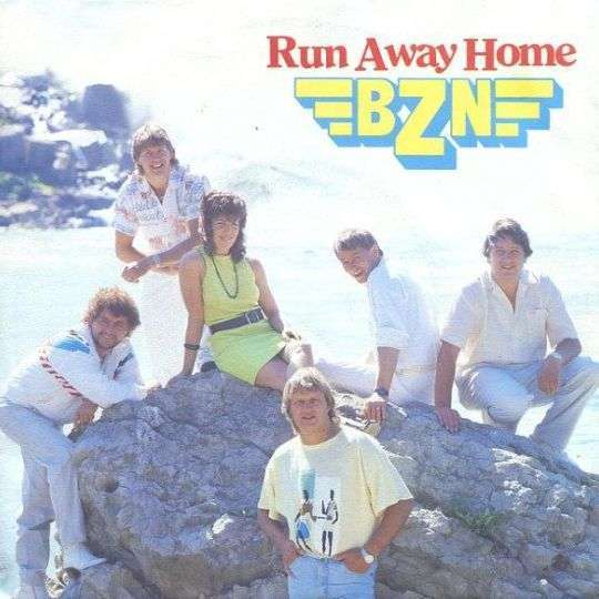 Coverafbeelding Run Away Home - Bzn