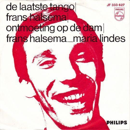 Coverafbeelding De Laatste Tango - Frans Halsema