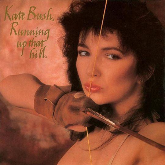 Coverafbeelding Running Up That Hill - Kate Bush