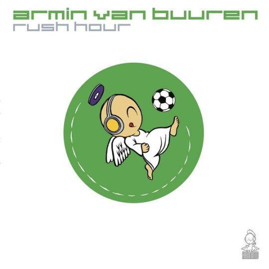 Coverafbeelding Rush Hour - Armin Van Buuren