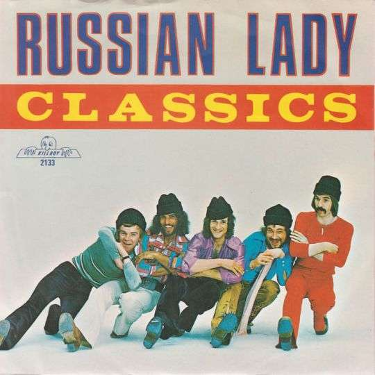 Coverafbeelding Russian Lady - Classics