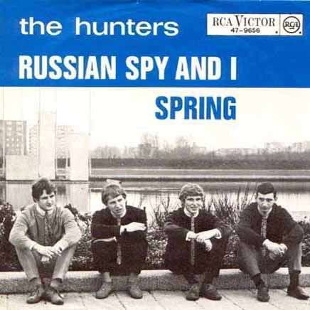 Coverafbeelding Russian Spy And I - The Hunters
