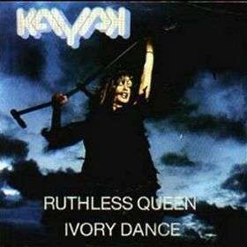 Coverafbeelding Ruthless Queen - Kayak